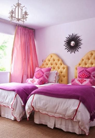 guest bedroom colors 2014. high fashion home blog: pantone color of the year 2014 - radiant orchid! guest bedroom colors