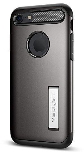 NEW ARRIVAL!   Spigen Slim Armor...   http://www.zxeus.com/products/spigen-slim-armor-iphone-7-iphone-8-case-with-kickstand-and-air-cushion-technology-hybrid-drop-protection-for-apple-iphone-7-2016-iphone-8-2017-gunmetal?utm_campaign=social_autopilot&utm_source=pin&utm_medium=pin