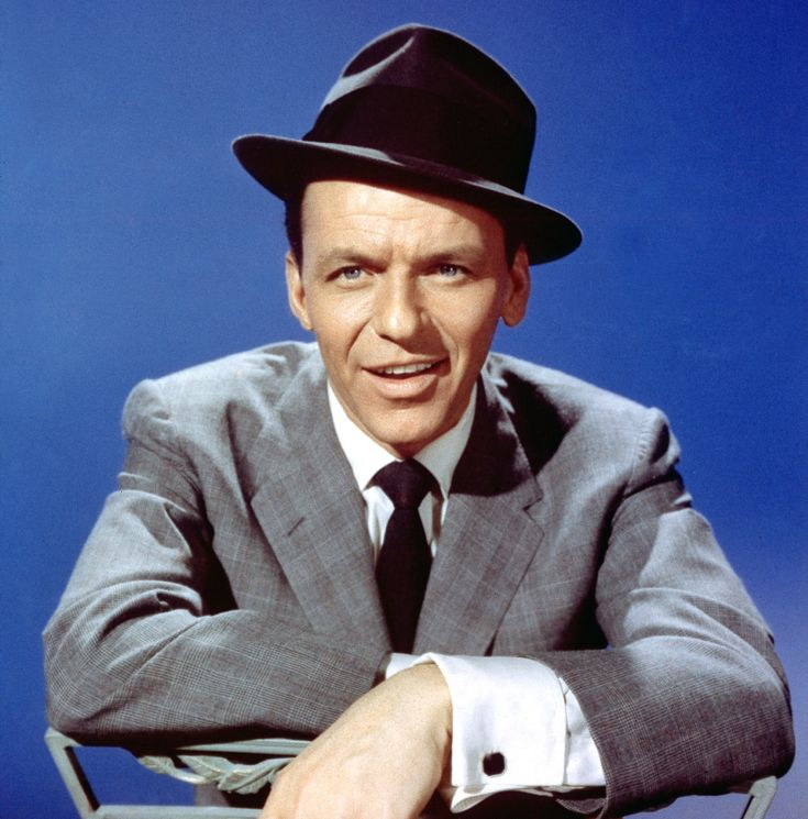 Frank Sinatra portrait, circa late 1950's. Michael Ochs Archives/Getty Images
