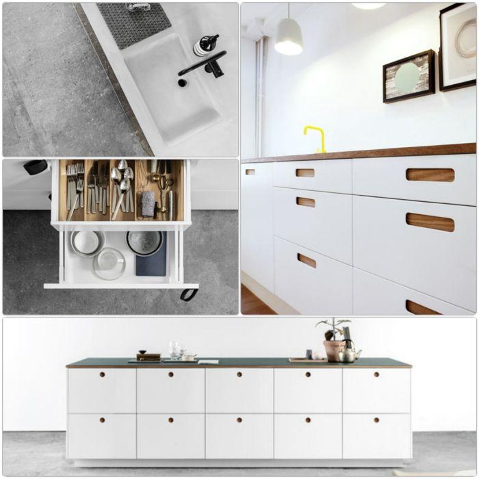 17 besten küche Bilder auf Pinterest | Küchen ideen, Ikea küche und ...