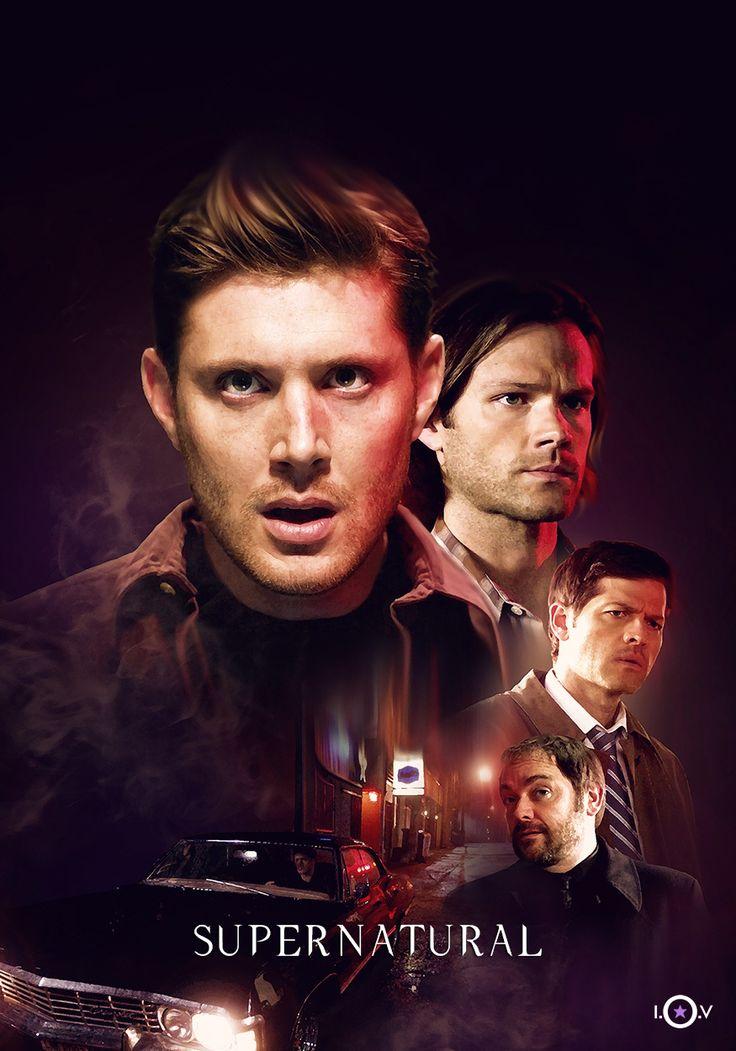 Supernatural - season10                                                                                                                                                                                 Mais