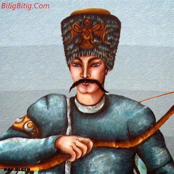 Bay-Ülgen Türk Mitolojisi Karakteri - Türk Asya - Bilig Bitig, Asian Turkish, Тюрки России