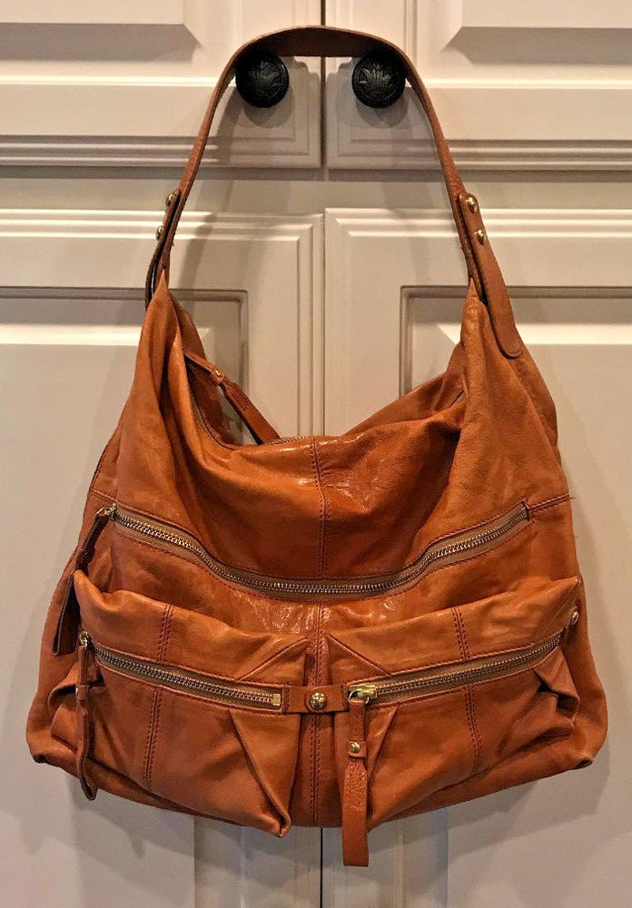 96d06a3ca475 Brand New Kooba Brown Butter Soft Leather Handbag   Shoulderbag  fashion   clothing  shoes  accessories  womensbagshandbags (ebay link)