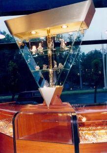 Ювелирные витрины Алмаз Холдинг