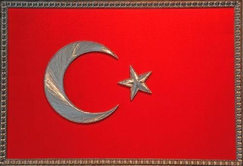 Türk Bayrağı Filografi