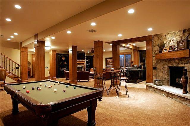 open basement basement plans basement ideas basement designs den ideas