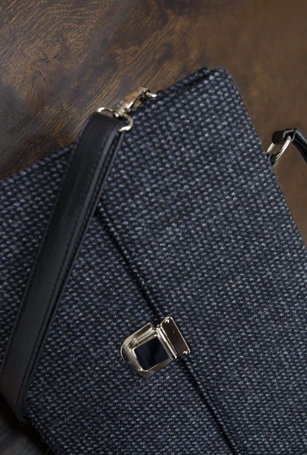 Our Harris Tweed satchels and laptop bags are perfect for the working Dad. Keep him looking fashionable on the move!