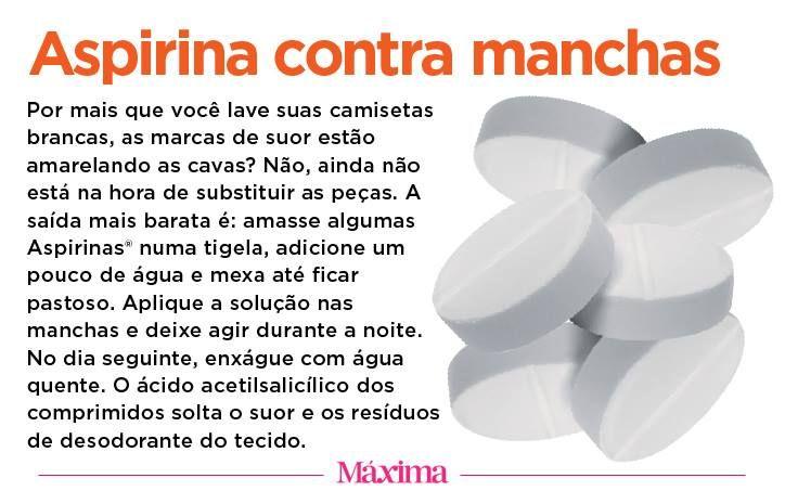 aspirina para roupas                                                                                                                                                     Mais