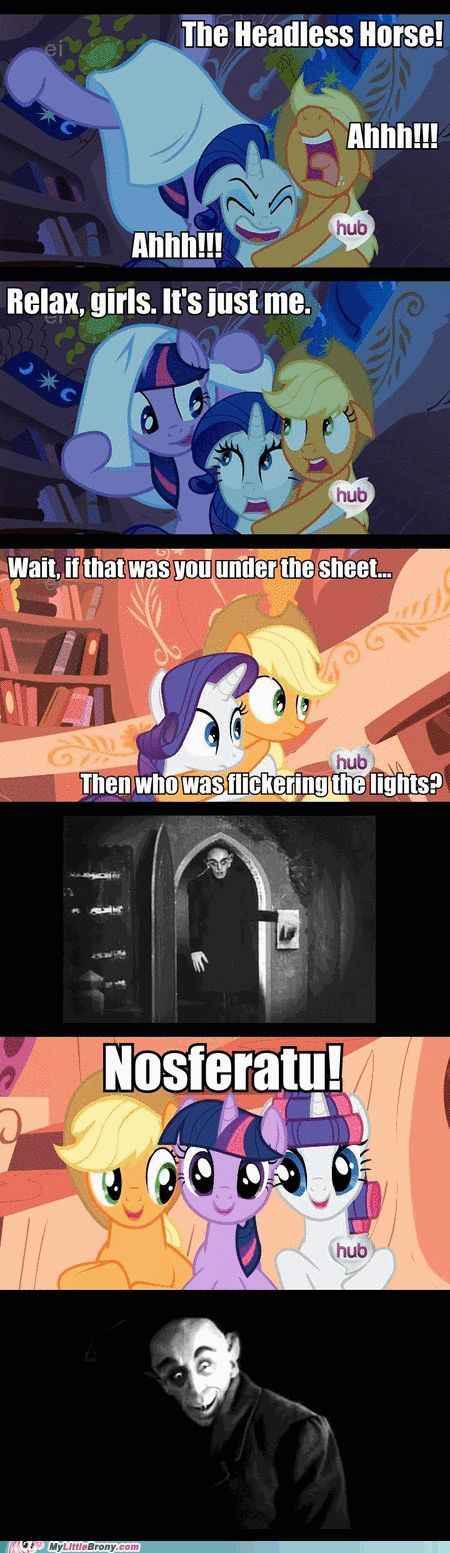 my little pony, friendship is magic, brony - It Was a Dark and Stormy Night