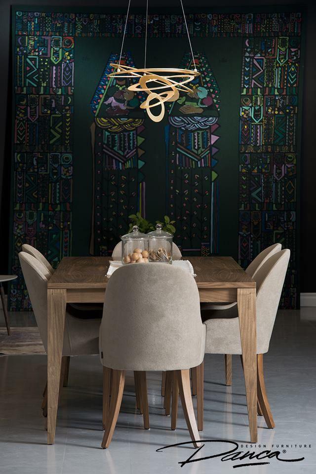 Danca, sade ve şık tasarımlarıyla evinize, hak ettiği görsel çekiciliği sunuyor. #dekorasyon #ev #homedesign #home #decoration #design #mobilya #furniture