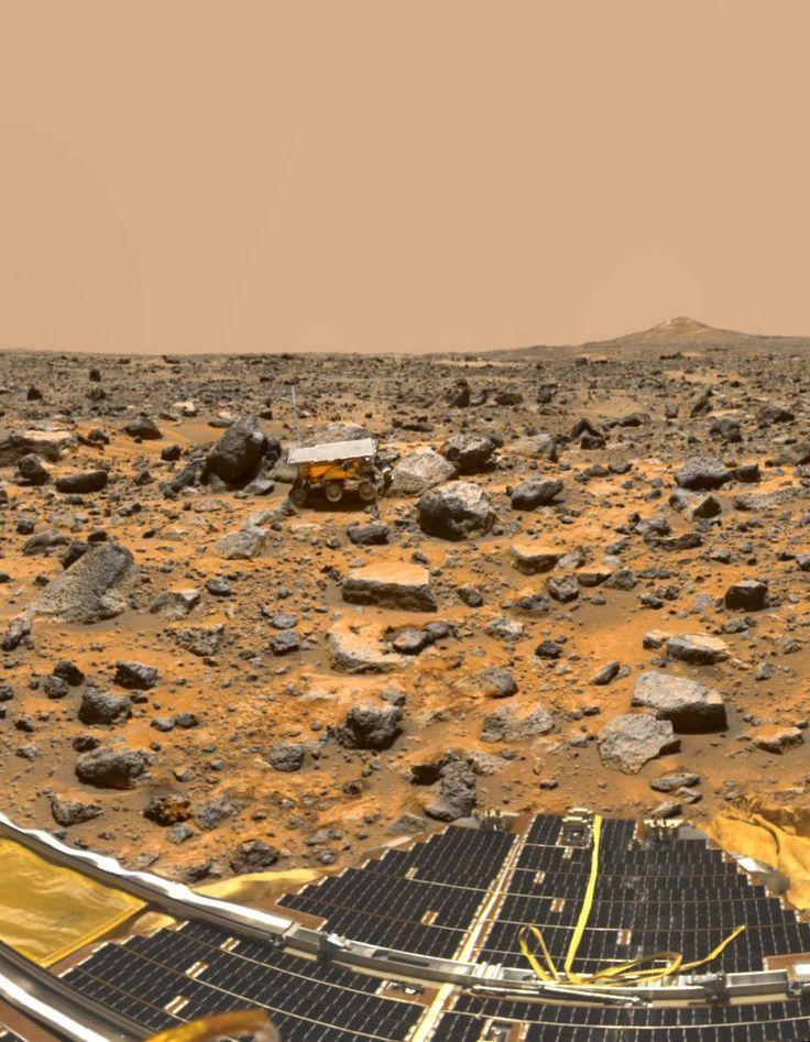 17 Best images about NASA Mars Pathfinder & Sojourner ...