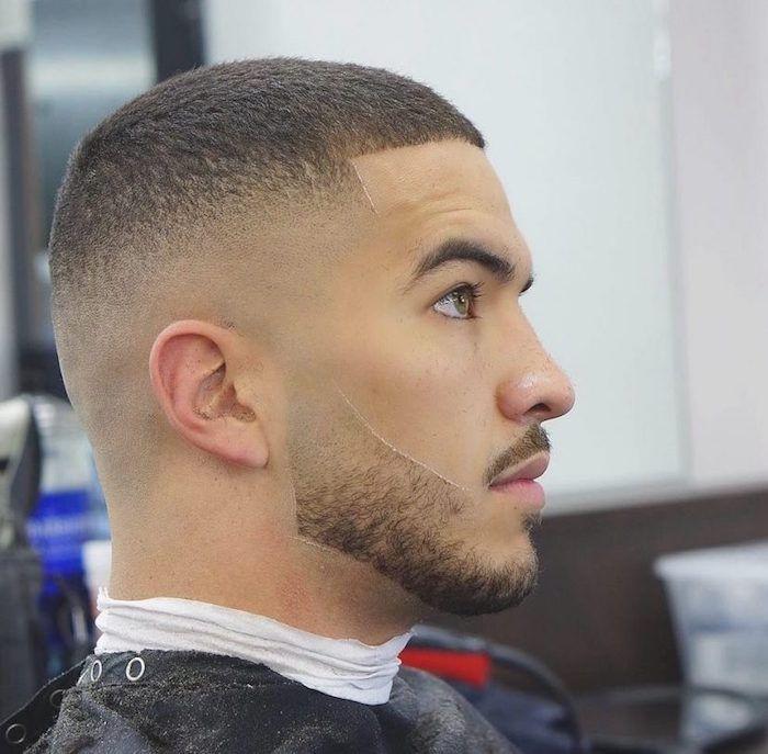 Meilleure Nouvelle Cheveux Coupe Courte Homme