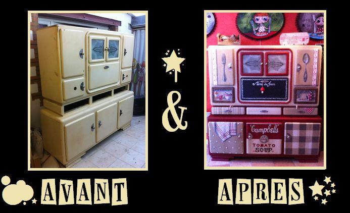18 best images about pour retaper mon meuble on pinterest children play re - Deco interieur vintage ...