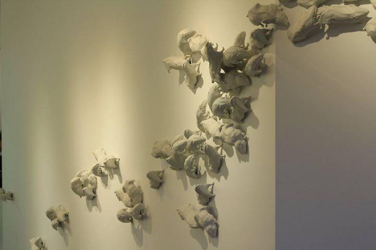 Descent Proposal by Daniel Cavey @ Cloud Art & Coffee, Amsterdam Porcelain
