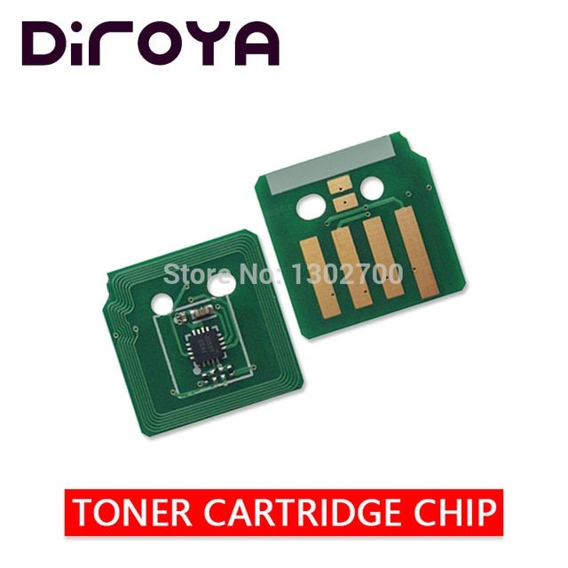 4pcs 006r01159 Toner Cartridge Chip For Xerox Workcentre 5325 5330