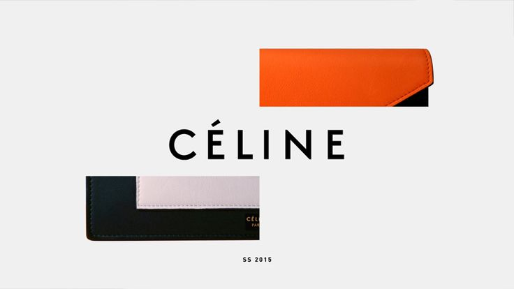 Celine │ Leather goods by Agence Famille Royale