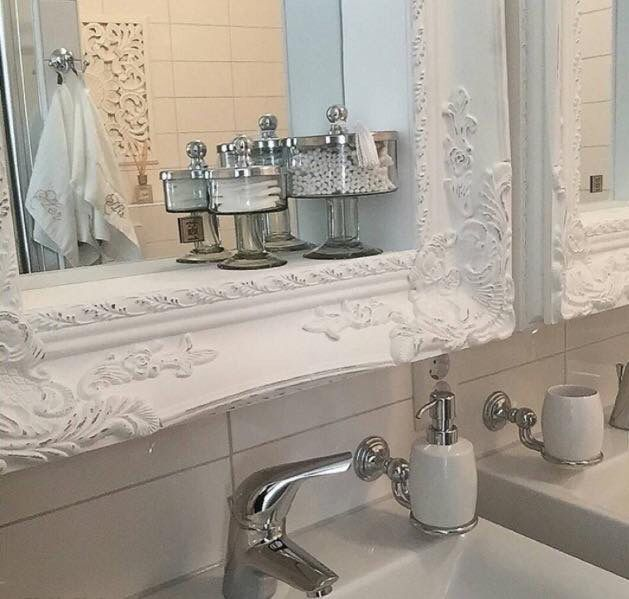Hampton mirror