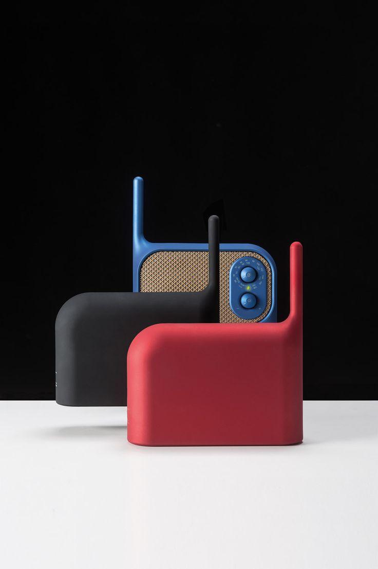 Lexon - MEZZO RADIO, design Ionna Vautrin