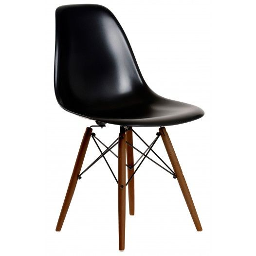 Eames DSW style chair / Walnut Base