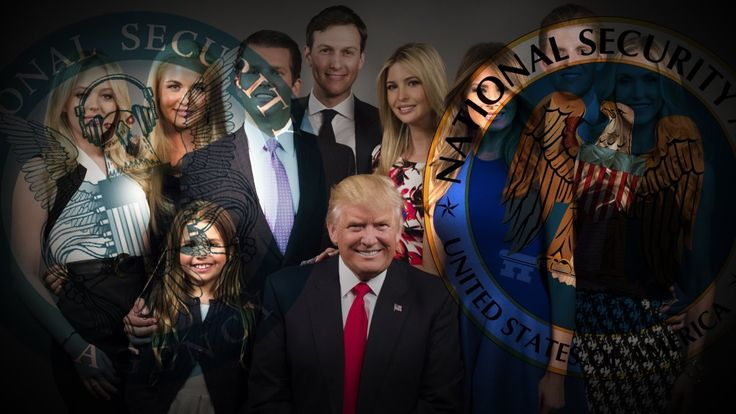 The media has a blackout on any information regarding the NSA surveillance of Donald Trump and his family. Help us spread the word about the liberty movement...