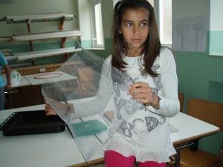 15 Δημοτικό Σχολείο Ρεθύμνου: Εργαστήριο Ανακύκλωσης Χαρτιού