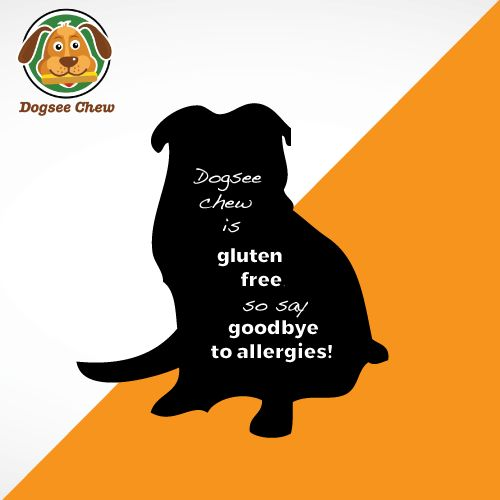 We bring to you a 100% natural and gluten free treat that will keep #allergies away from your dog, promoting a long healthy energetic life!