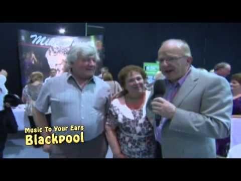 Paul Claffey Tours Welcome Video Blackpool - YouTube