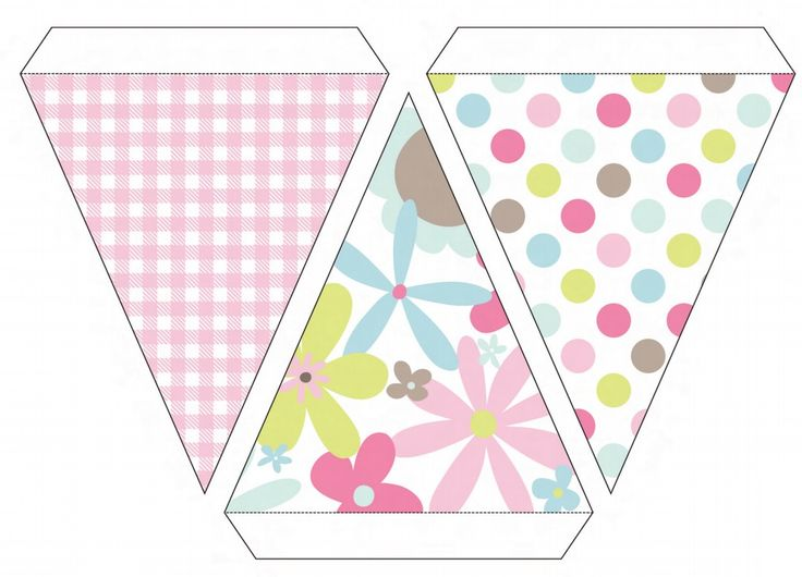 free printable banners flags garlands pinterest spring and free printable. Black Bedroom Furniture Sets. Home Design Ideas