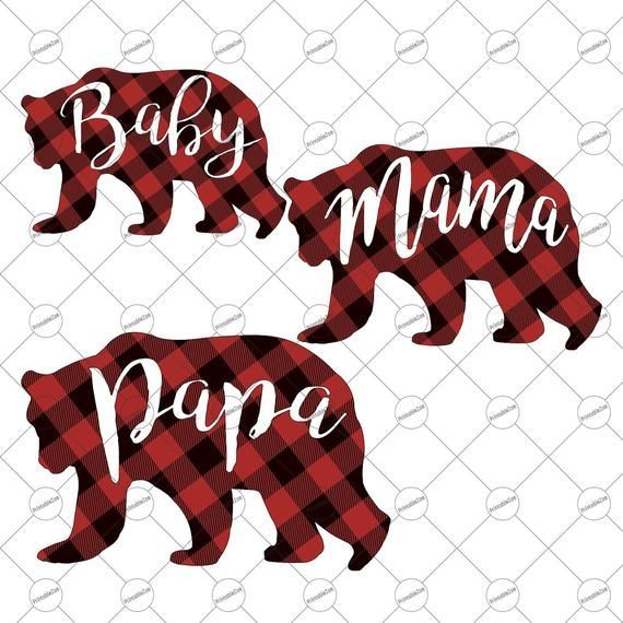 Baby Bear Mama Bear Papa Bear Png Files Set Of 3 Prints Sublimation Designs Downloads Clipart Png Bundle Set Sublimation Download Baby Bear Mama Bear Papa Bear