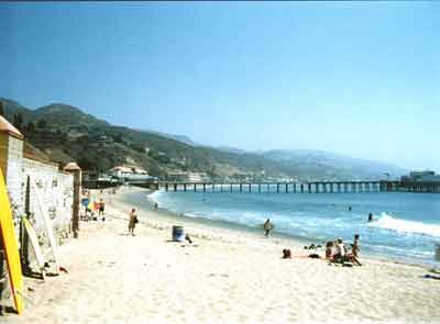 famous surfrider beach malibu for more family fun