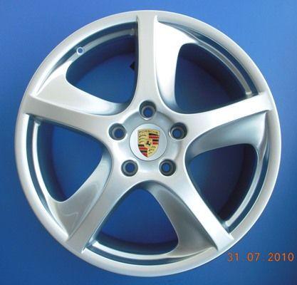 Porsche Replica Jant - 9.0x20 5x130 ET60 71.6 S
