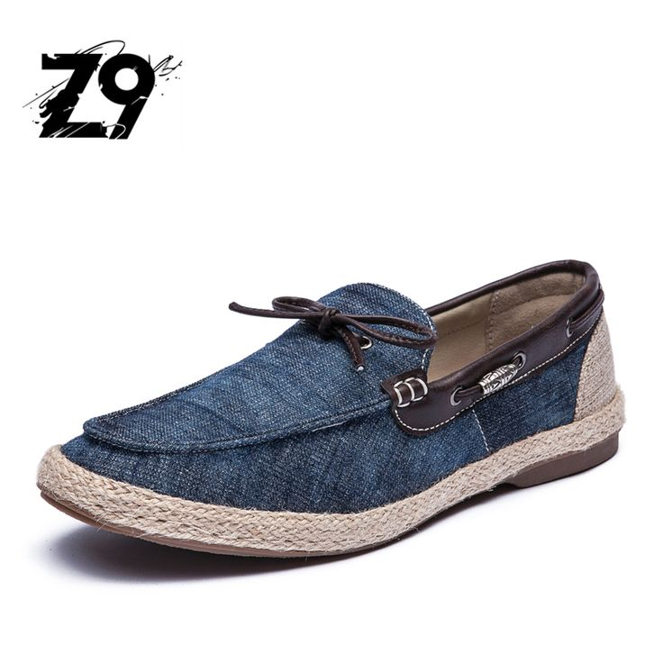 Top Jeans Boat Shoes Oxford Flats Fashion Moccasins Style Printed Denim Comfortable Summer Handmade Quality Designer Shoes