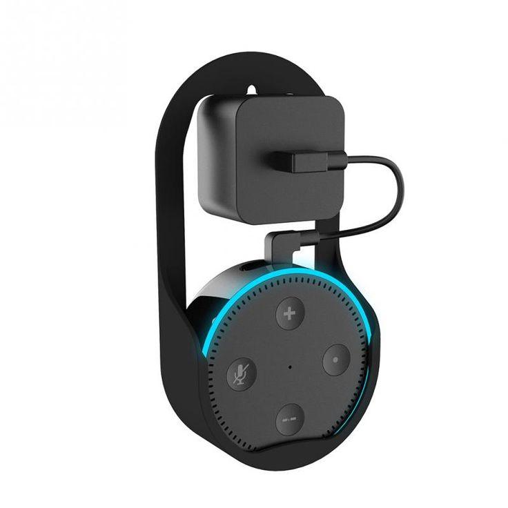 Neue Ankunft Kunststoff Schwarz Universal Smart Lautsprecher Echo Dot 2 Feste La…