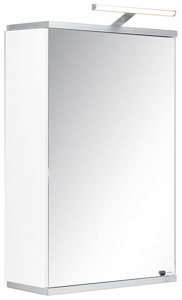 Popular Kesper Spiegelschrank Linde mit LED Beleuchtung Jetzt bestellen unter https moebel ladendirekt de bad badmoebel spiegelschraenke uid udbfc f