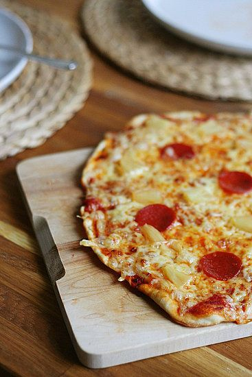 Pâte à Pizza fine