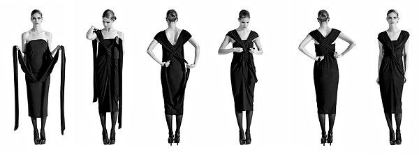 convertible clothing patterns | Convertible Clothing Is a New Twist for the Cost-Conscious - NYTimes ...