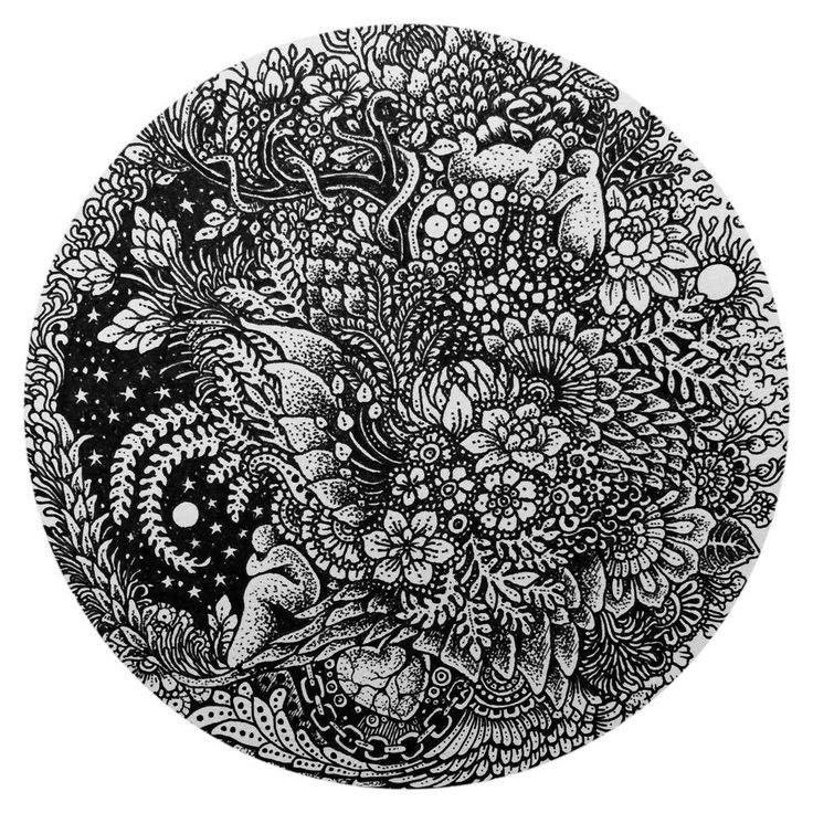 8 Visothkakvei Zentangle,pin Pen Pinterest