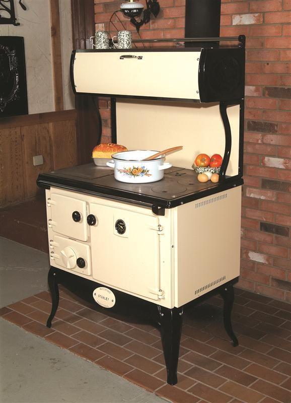 306 best STOVES images on Pinterest Vintage kitchen, Antique - holzofen für küche