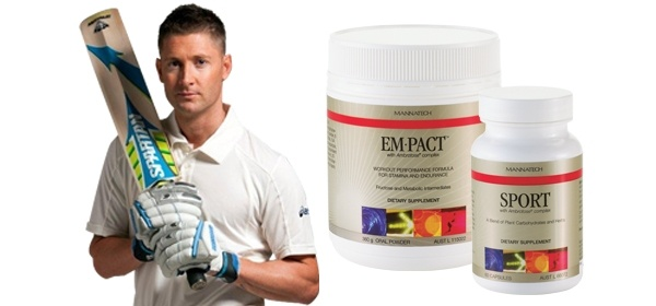 Mannatech Sports Products