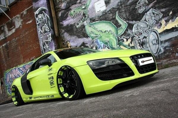 This R8 would complete my life right now!