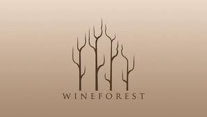 wineforest logo...super cool