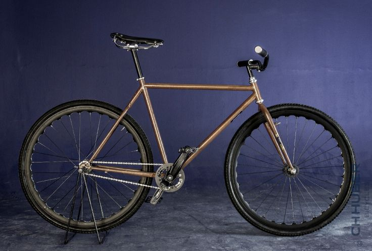 Rusty Fixie was a creation we did for one of our customers as a sample how it looks and how it feels - we felt in love with that build.