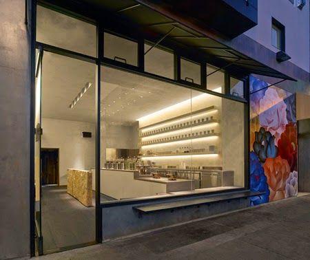 La cadena Samovar Tea han abierto The Mission, un Tea Bar moderno en San Francisco.