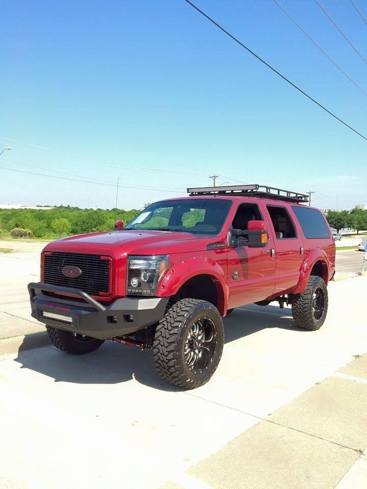 The RAD-Rides team in Garland, Texas has created a killer 2015 #Ford #Excursion #Conversion! Each RAD Excursion Conversion we create is one of a kind. www.RAD-Rides.com