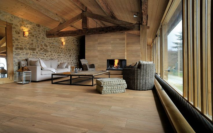 17 best images about parquet carrelage type bois on Carrelage salon