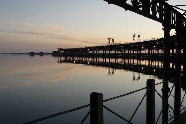Port of Huelva,Spain.
