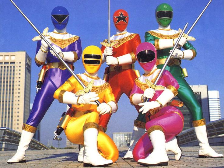 original power rangers - Google Search