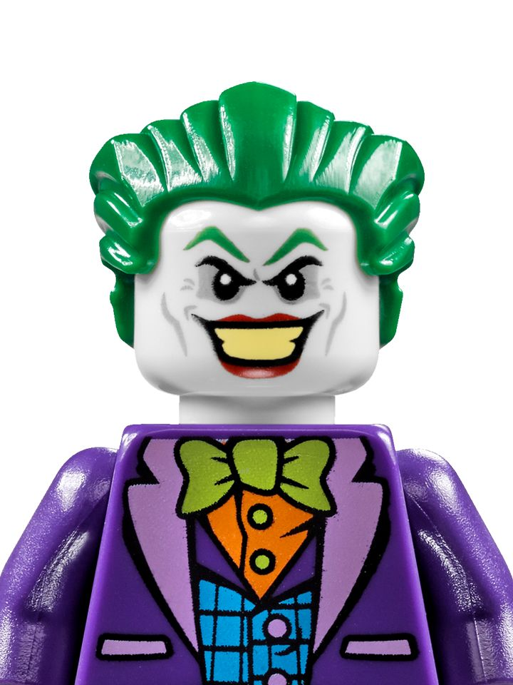 The Joker - Characters - DC Comics Super Heroes LEGO.com