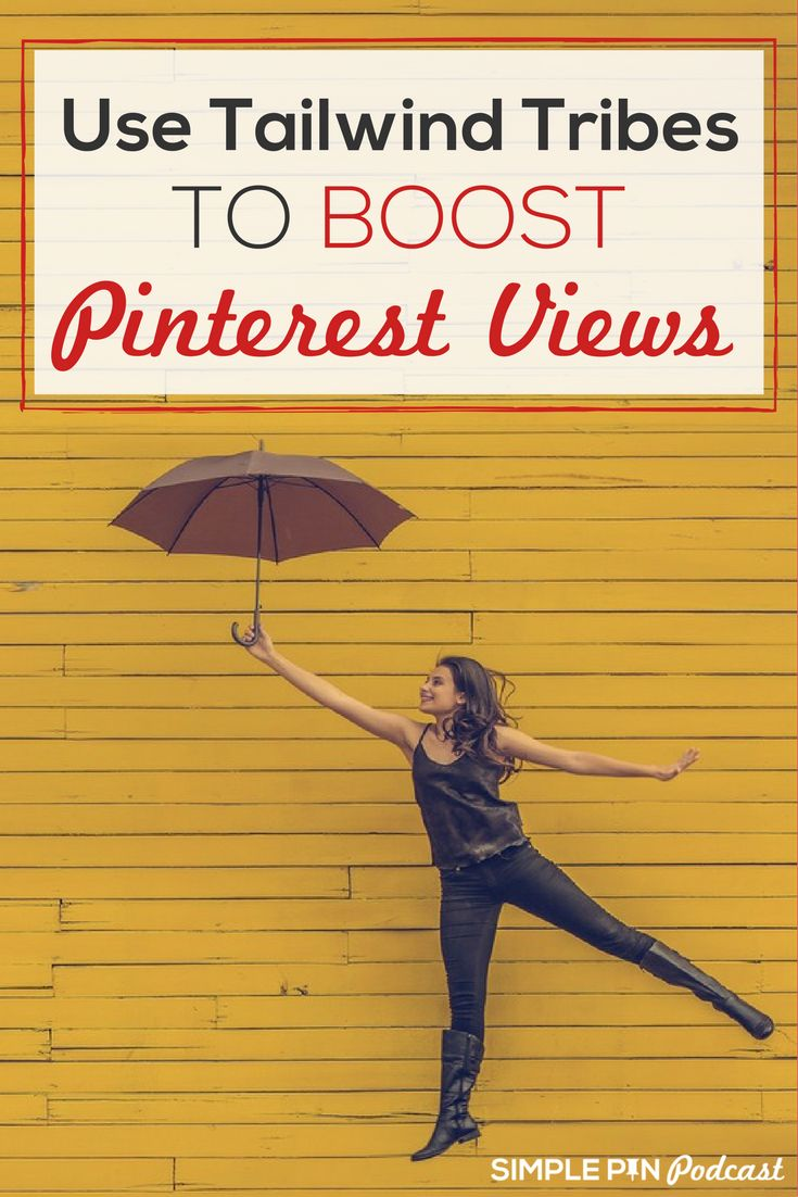 Learn how using Tailwind tribes can be a game changer when it comes to getting your content seen on Pinterest. Use this information to learn what Tailwind tribes to join!