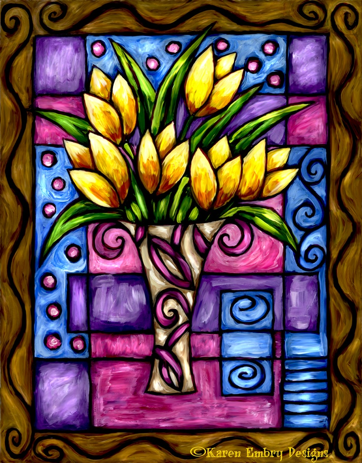Glass Painting Designs - Bing Images